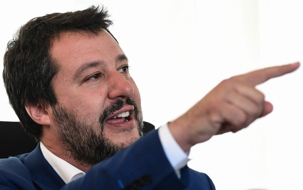 Su Matteo Salvini e la guida del popolo italiano – Roberto Siconolfi