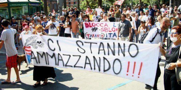 Taranto condannata a morte: lettera al Presidente della Repubblica – Associazione Genitori Tarantini – Ets