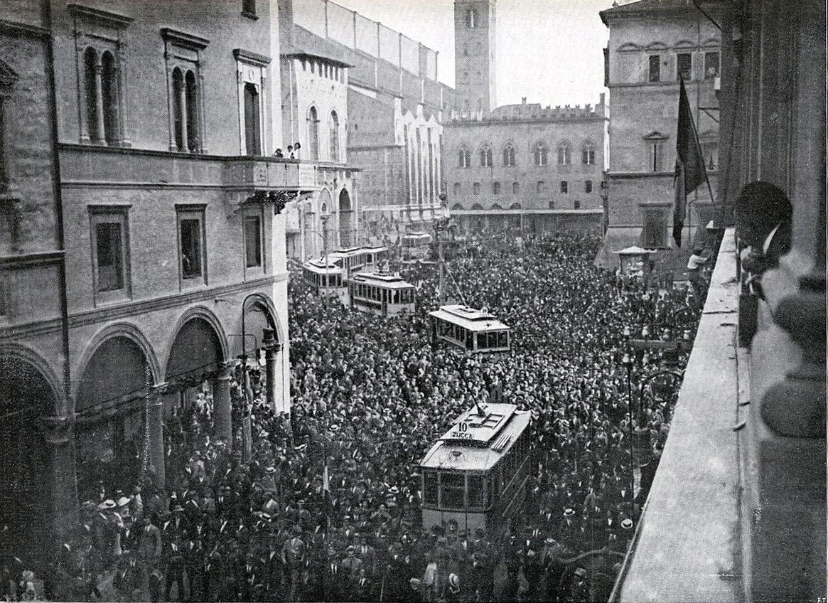 La volontà di rivincita: nascono i FdC, Bologna 1919 (prima parte) – Giacinto Reale