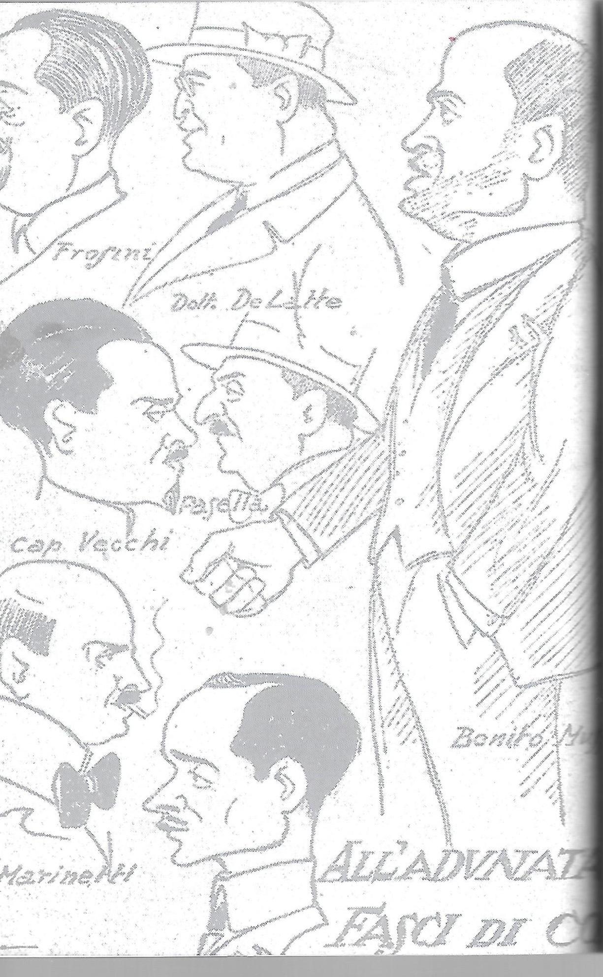 La volontà di rivincita: nascono i FdC, Firenze 1919 (terza parte) – Giacinto Reale