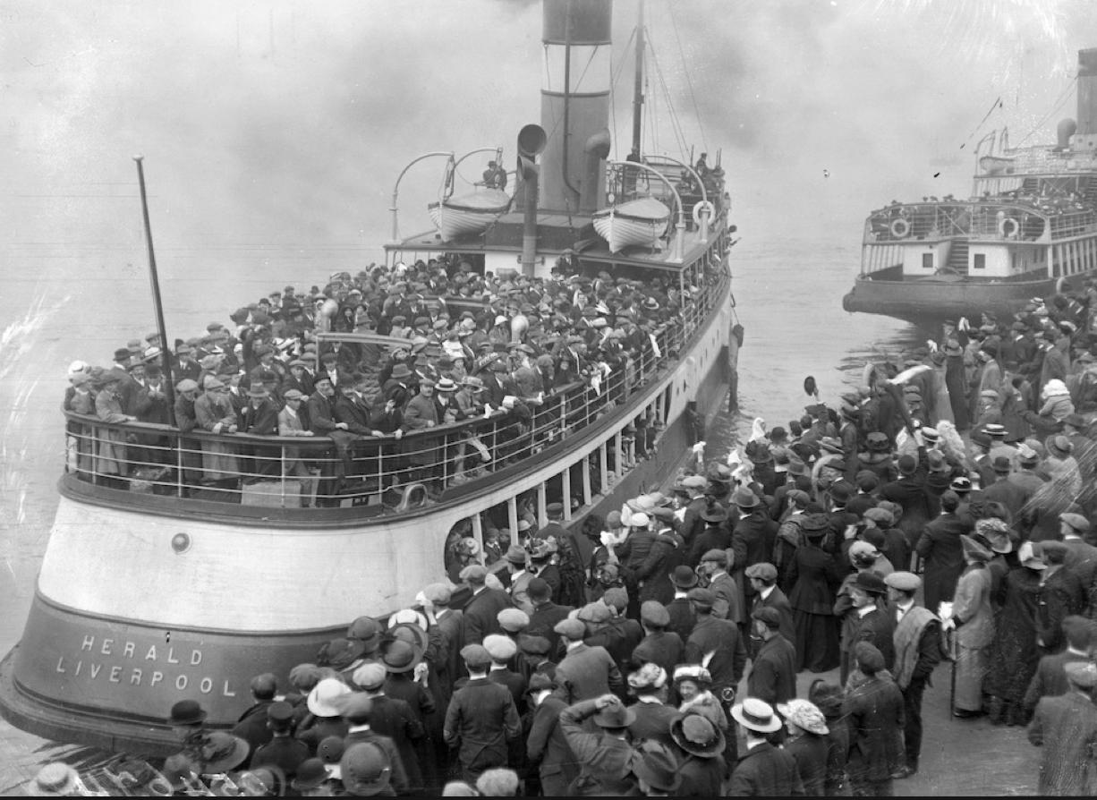 Immigrazione: all'origine di un problema – Umberto Bianchi