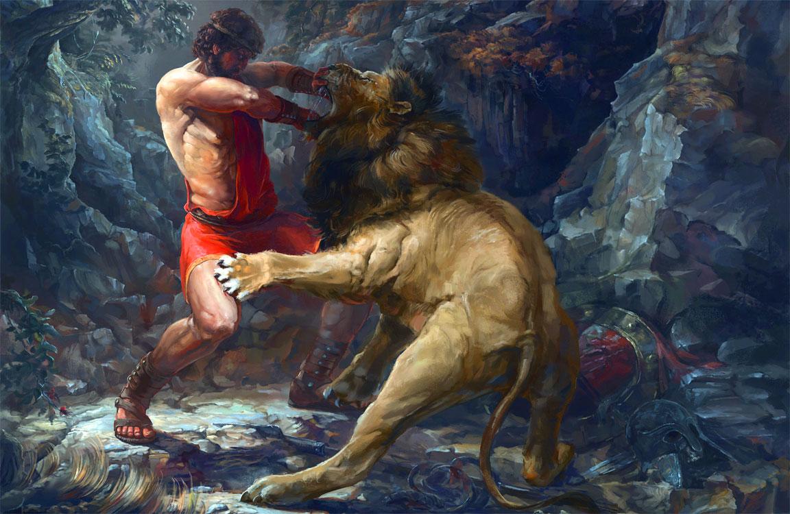L'evocazione dei Figli di Eracle – Francesco La Manno
