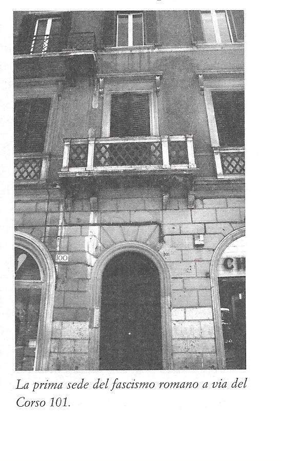 La volontà di rivincita: nascono i FdC, Roma 1919 (prima parte) – Giacinto Reale