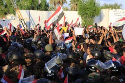 L'inizio di una rivolta globale? – Umberto Bianchi