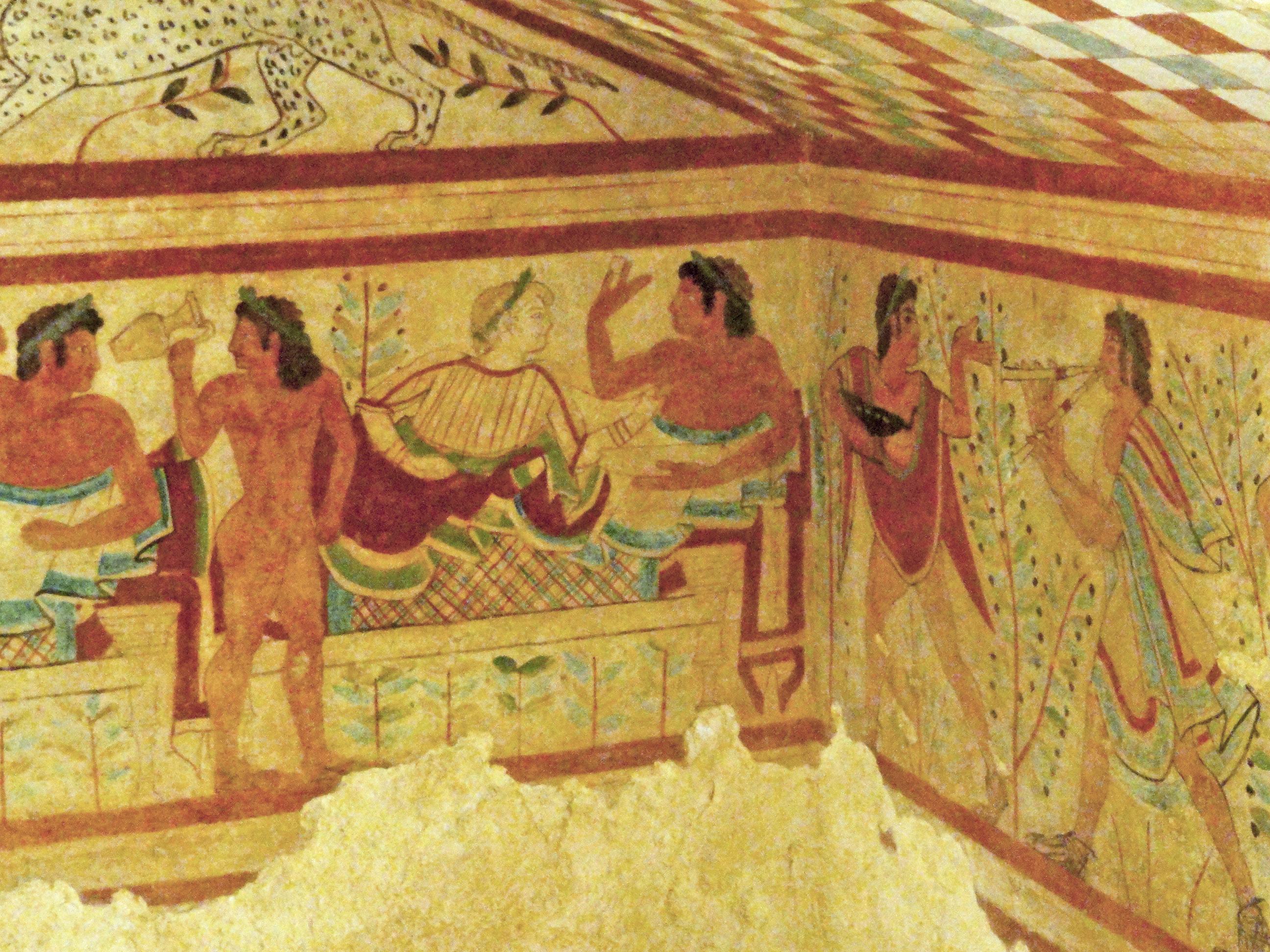 Tarquinia e la civiltà etrusca – Luigi Angelino