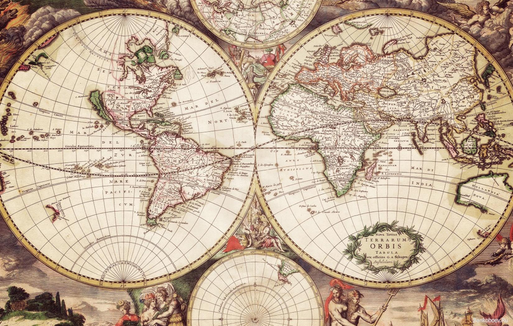 Alcune considerazioni su geografia sacra e geopolitica – Daniele Perra
