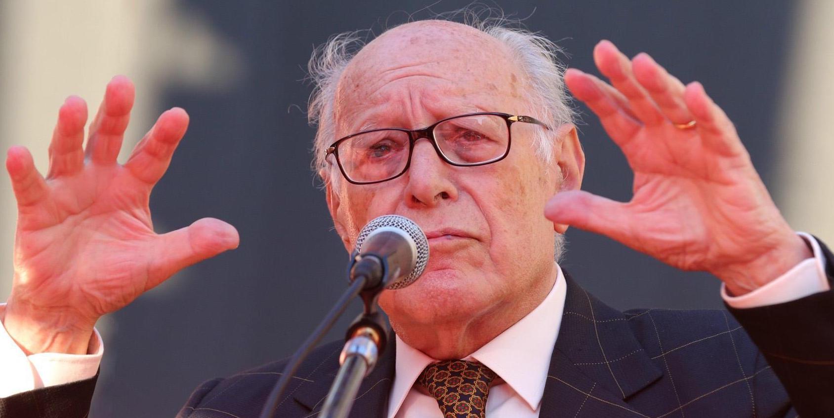 Emanuele Severino, il Filosofo dell'Essere (e del Divenire…) –  Umberto Bianchi