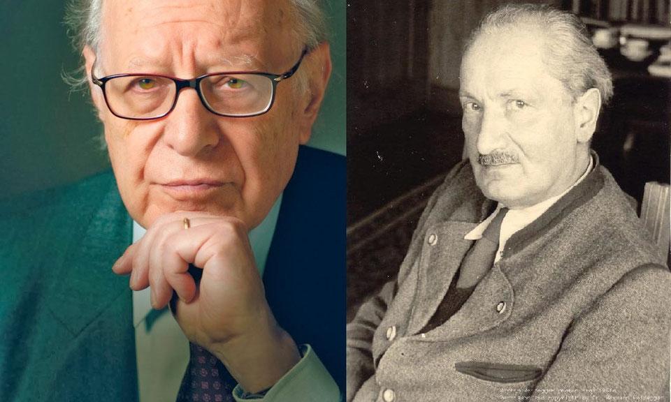 """Severino, Heidegger e la """"notte del Mondo"""" – Eduardo Zarelli"""