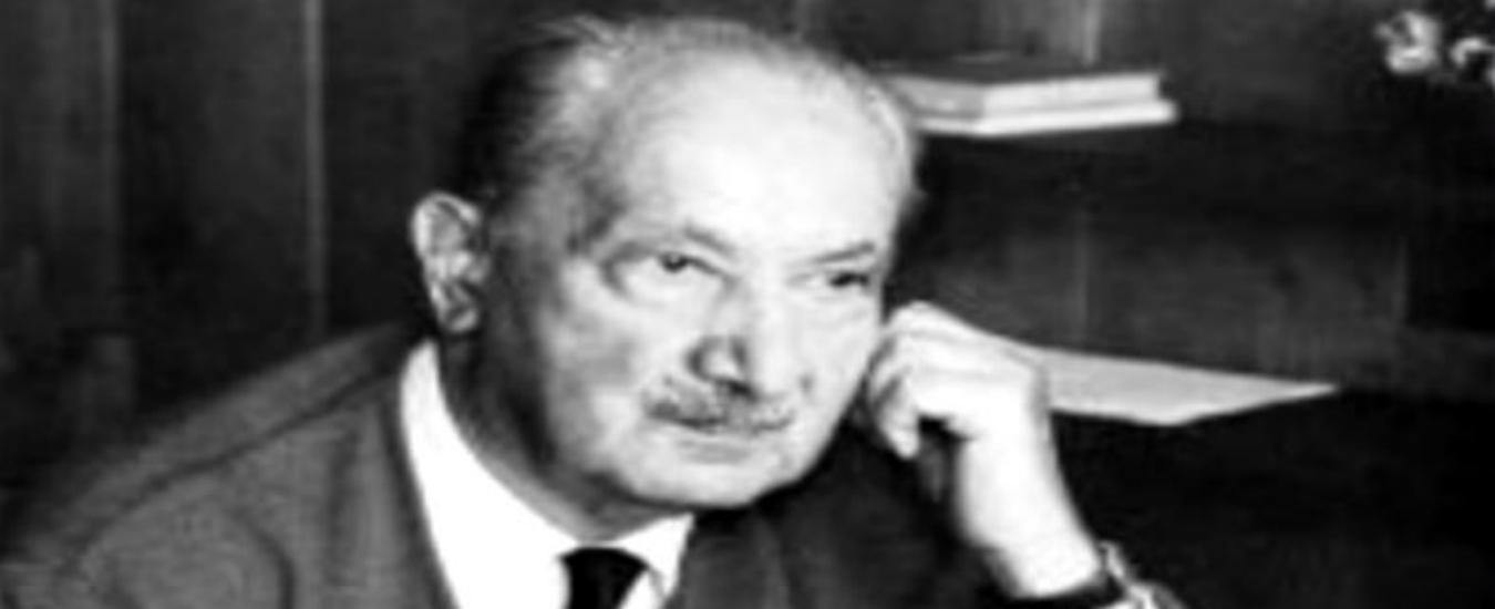 Heidegger: rivoluzione e disillusione – Daniele Perra