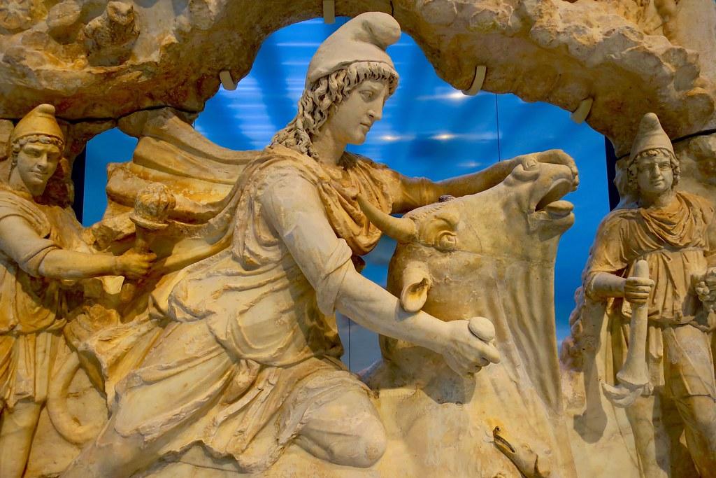 Il Mitraismo: nuovi studi e prospettive – Umberto Bianchi