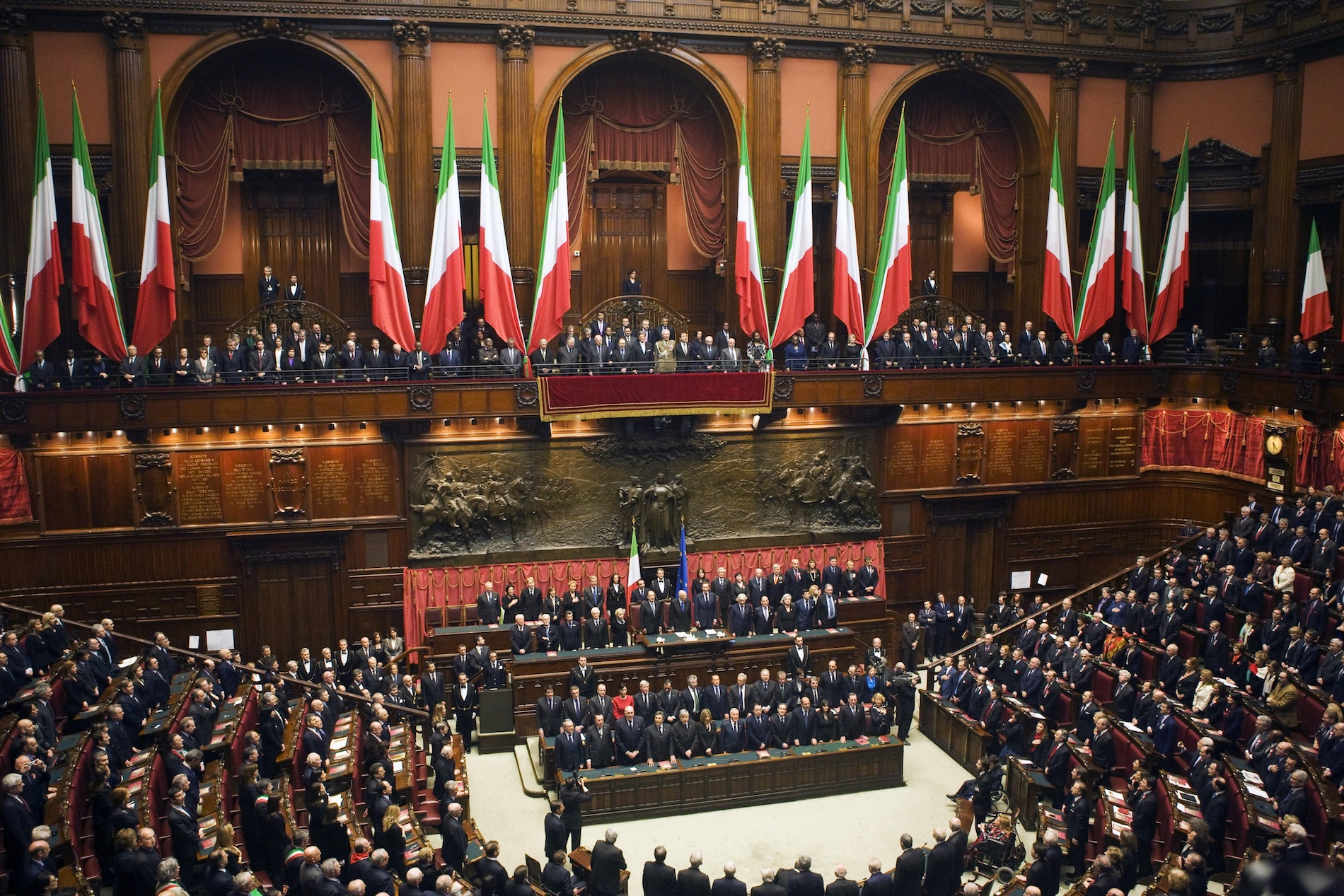 La democrazia antidemocratica – Enrico Marino