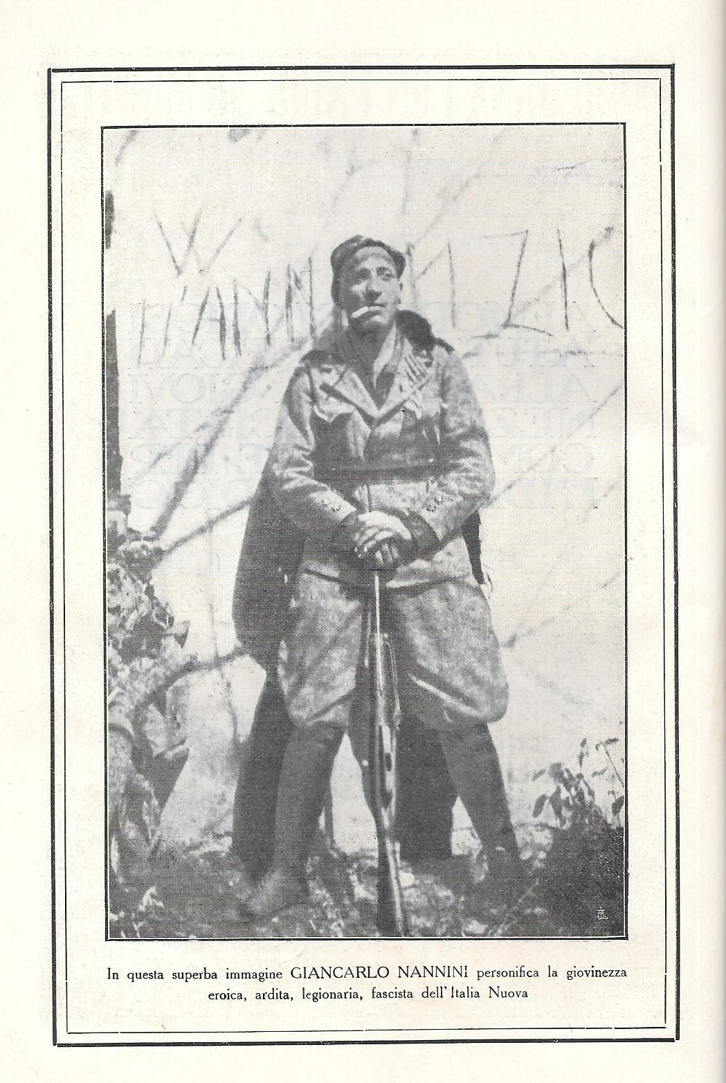 FIUME, 3 MARZO 1922:  cannonate squisitamente fasciste   (2^ parte) – Giacinto Reale