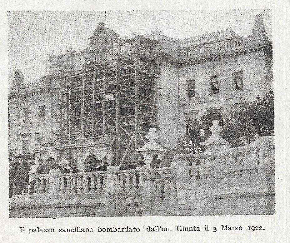 FIUME, 3 MARZO 1922:  cannonate squisitamente fasciste   (3^ parte) – Giacinto Reale