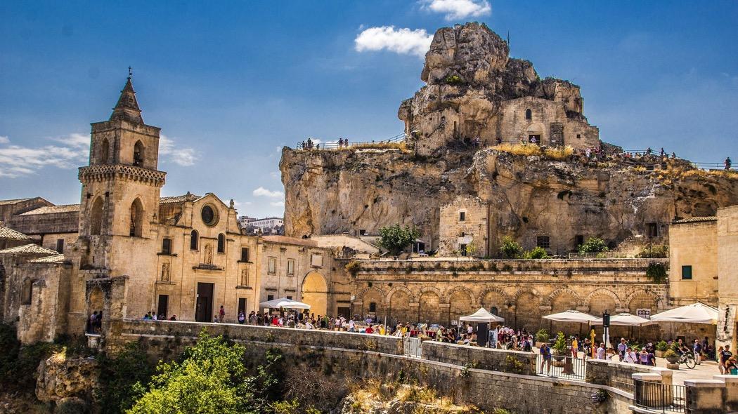 Matera, la città della Pietra – Luigi Angelino