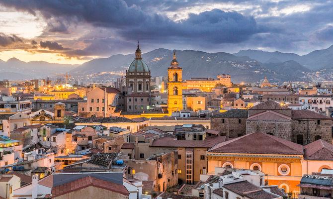 Palermo, simbolo storico – esoterico del Mediterraneo – Luigi Angelino