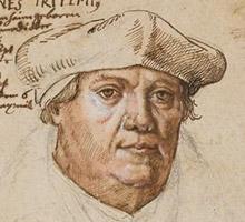 Cenni biografici su Johannes Trithemius –  Brando Impallomeni