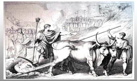 La leggenda di Roma in Giustiniano Lebano – Dana Lloyd Thomas