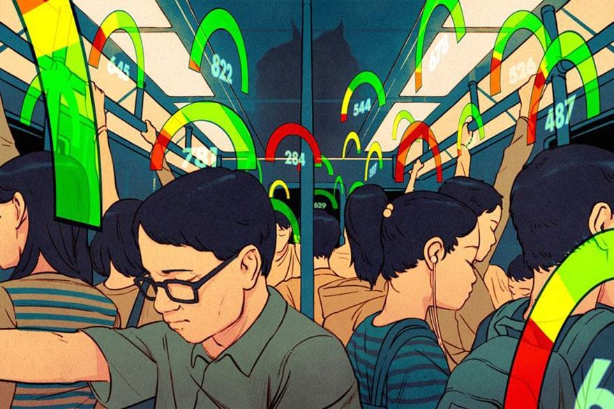 La Cina si posiziona in un mondo che nemmeno Orwell avrebbe immaginato – Alexandre Aget(*)