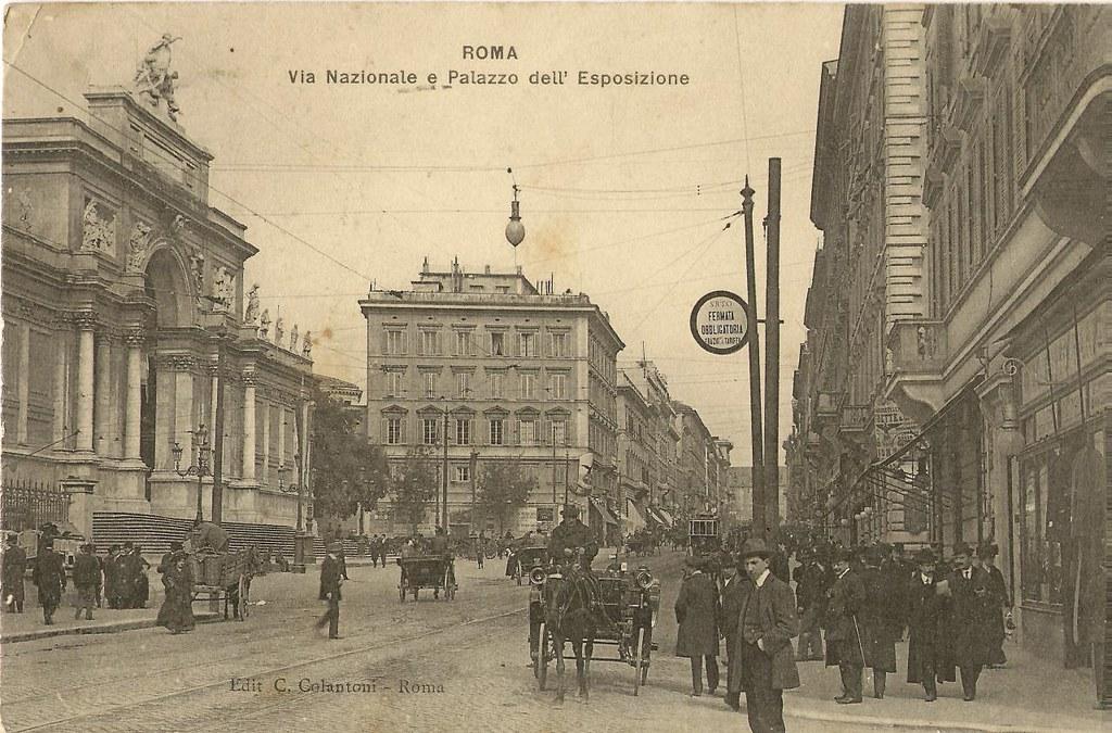 Il governo Nitti, il questore Mori e l'eccidio di via Nazionale, (Roma, 24 maggio 1920) – prima parte – A cura di Giacinto Reale