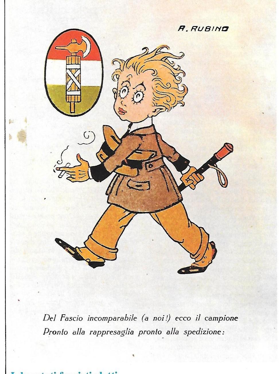 Lo sviluppo del Fascismo e il secondo Congresso Nazionale (Milano 23-25 maggio 1920) – seconda parte – a cura di Giacinto Reale