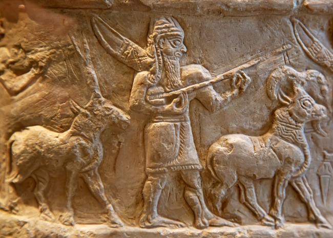 L'epopea di Gilgamesh – Luigi Angelino