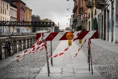 Lockdown, una lettura jüngeriana – Stefano Beccardi