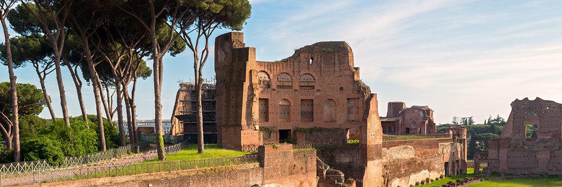 L'area sacra del Palatino: nuove acquisizioni – Paolo Galiano