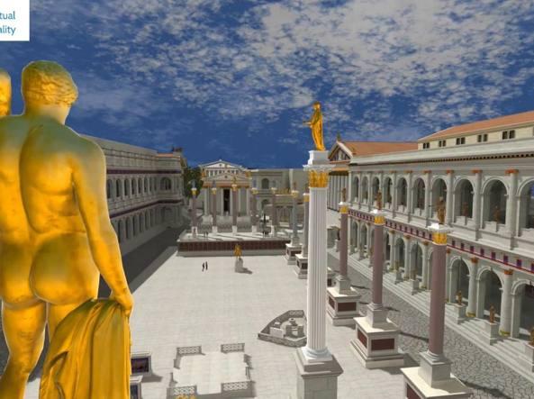 Sangue e Spirito: la polarità primordiale della Romanità – Giandomenico Casalino