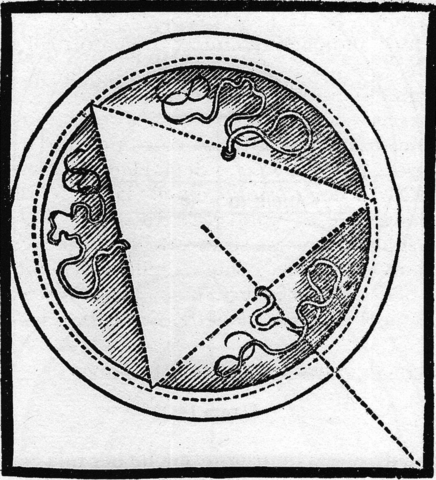 Giordano Bruno e la dimensione simbolica del Mondo delle idee: Dio e Materia  – 3^ parte – Michele Perrotta