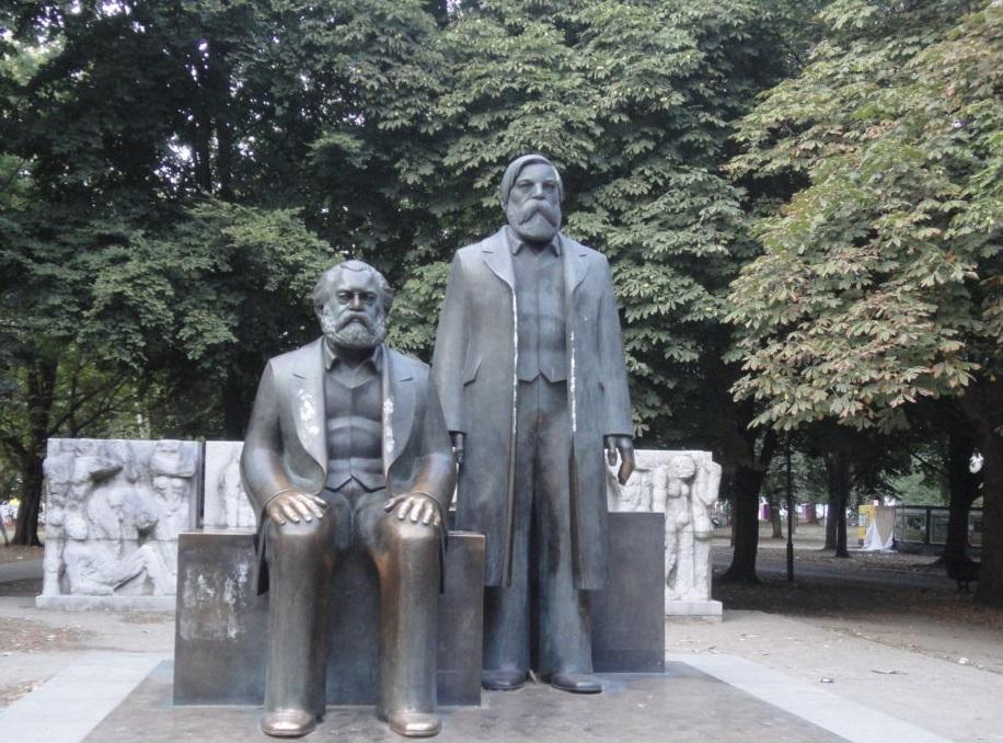 Ma guardate che Marx ed Engels erano i più razzisti – Spartaco Pupo