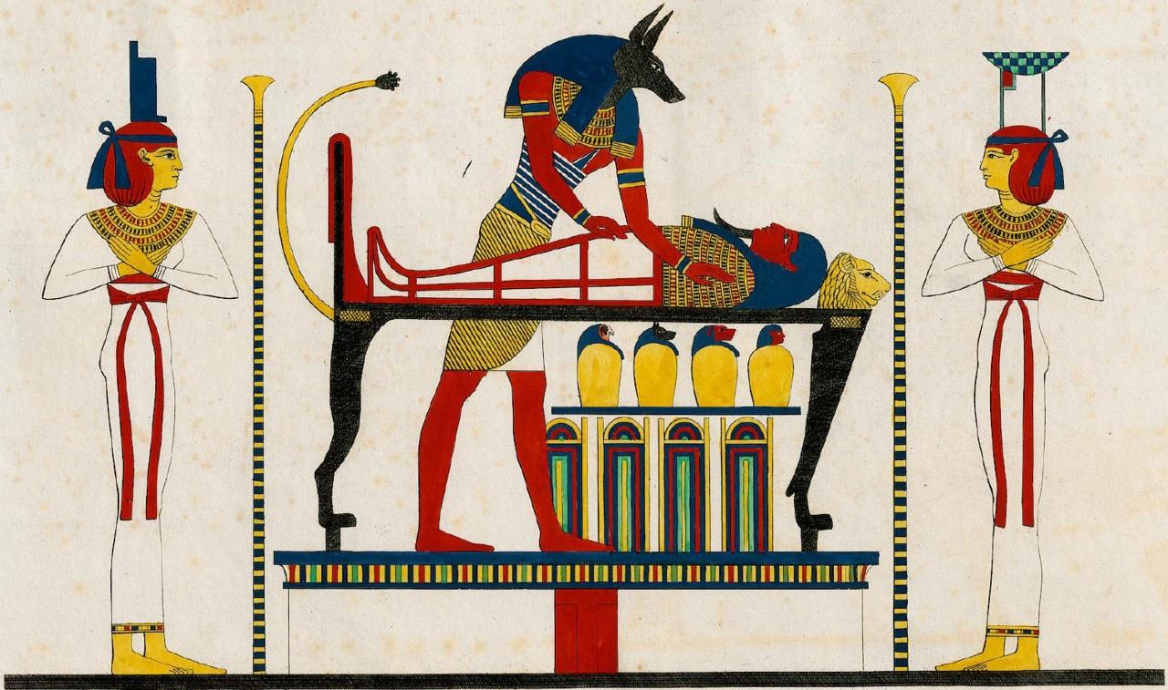 L'universo della Magia nell'Antico Egitto – Pietro Testa