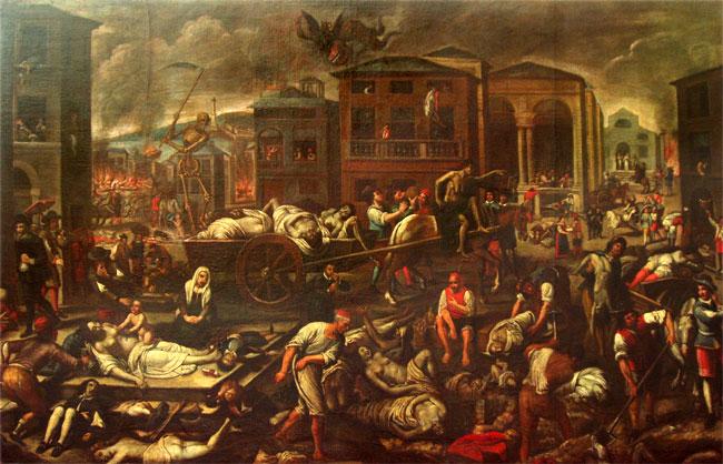 Della peste – Livio Cadè