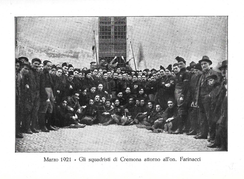 Cremona Settembre 1920: Farinacci rimarrà sempre fedele all'immagine dello squadrista intransigente. E questo va a suo merito… (terza parte) – Giacinto Reale