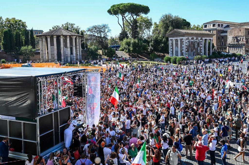 Proroga di una dittatura – Umberto Bianchi