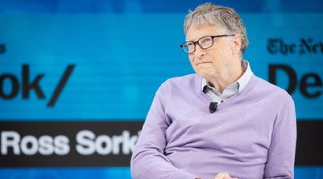 Bill Gates: il dio-programmatore del mondialismo e le anomalie di Matrix – Federica Francesconi