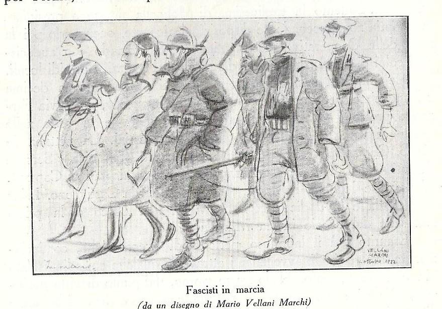 Bologna 1920: dopo la strage di palazzo d'Accursio a Bologna tutto cambia e la marcia fascista verso il successo finale diventa inarrestabile (parte terza) – Giacinto Reale