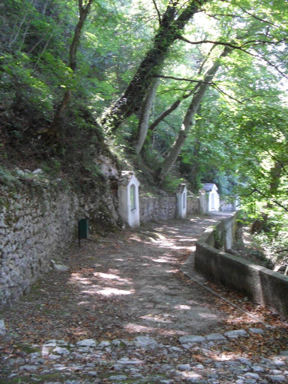 Il sentiero del Silenzio – Stefano Arcella