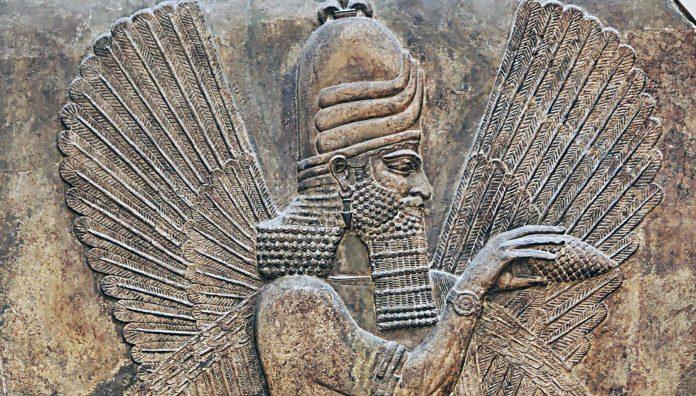L'equivoco mesopotamico – Umberto Bianchi