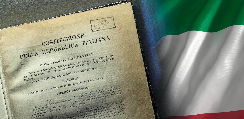 Il virus (dal latino veleno) nell'ordinamento costituzionale italiano. A cura di Daniele Trabucco