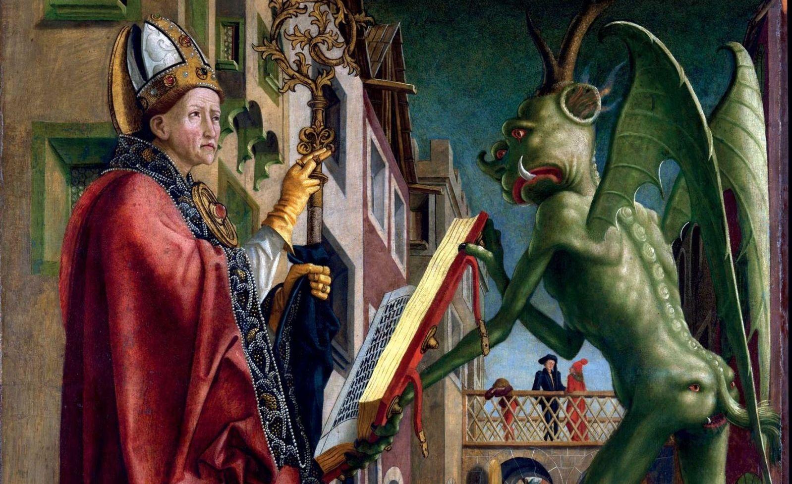 Il diavolo e l'acqua santa – Livio Cadè