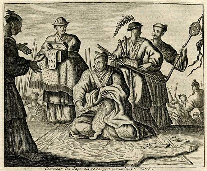 Hara-kiri – Livio Cadè