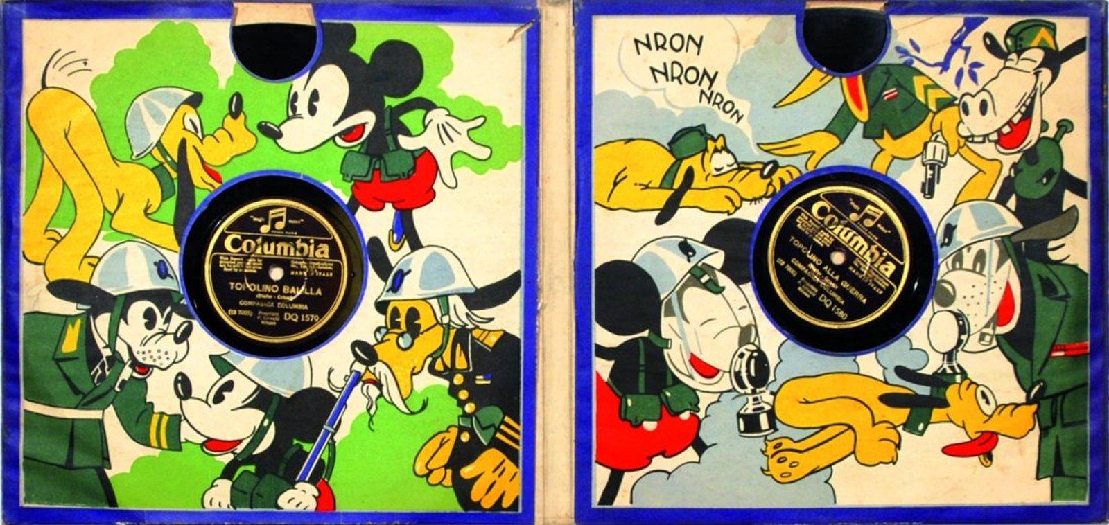 Un altro Disney. Prima parte: Italia, 1935 – Francesco G. Manetti