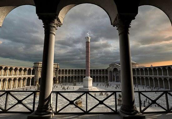 Ascesa e caduta: le statue a Costantinopoli – seconda parte – Piervittorio Formichetti