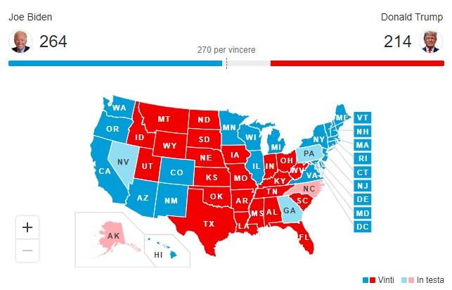 Come si elegge il Presidente degli Stati Uniti d'America – Daniele Trabucco