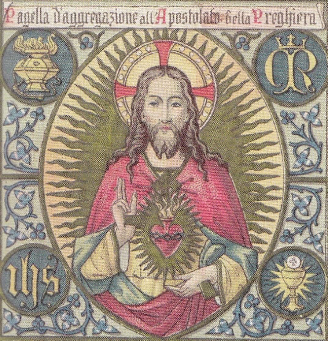 Il culto del Sacro Cuore: tradizione e universalità di un simbolo (III^ parte) – Walter Venchiarutti