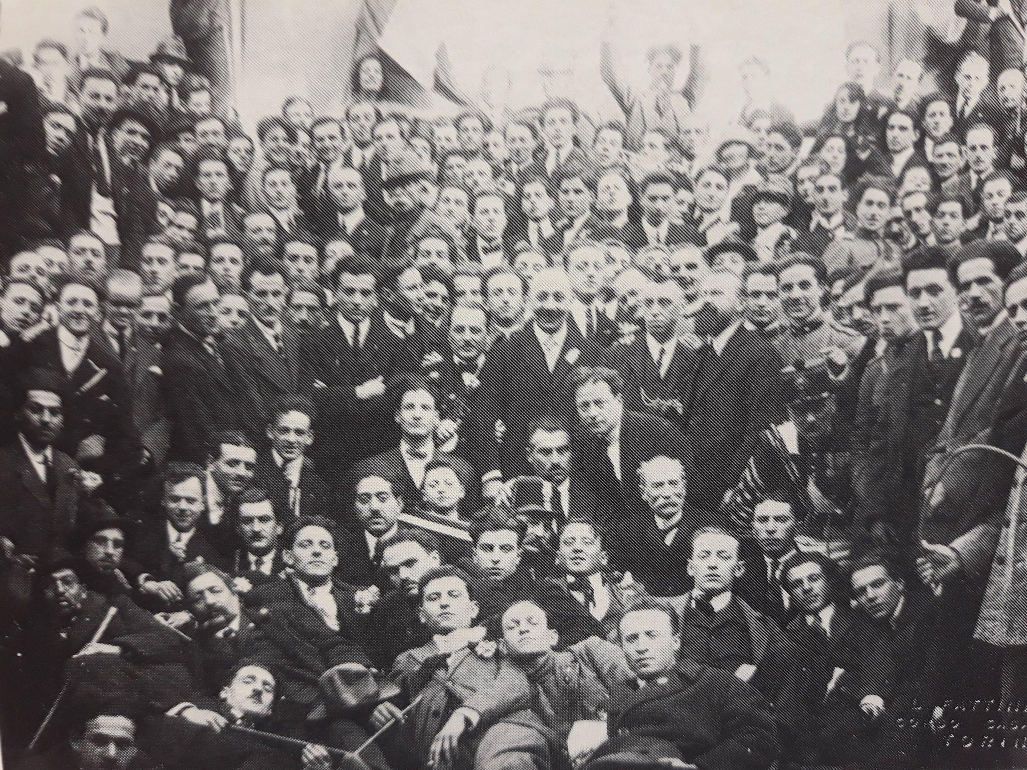Biella, Dicembre 1920: «Rispettate, o disertori, i difensori della Patria!» – Valerio Zinetti