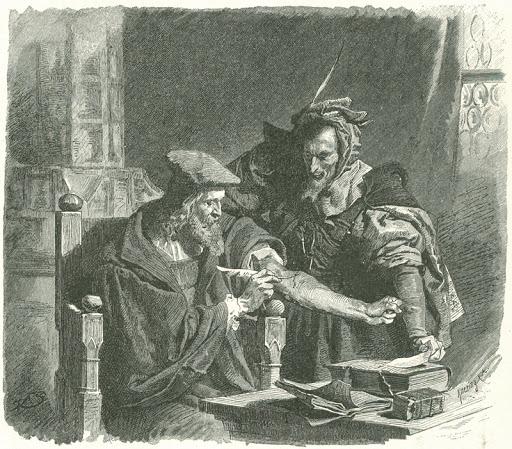 Faust e Mefistofele: Goethe e la letteratura esoterica tedesca – Luigi Angelino
