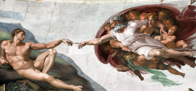 Su Dio – Marco Calzoli