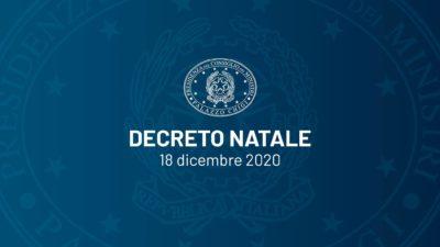 """Il decreto """"Natale"""" e i problemi inerenti al requisito della """"Specificità"""" – Daniele Trabucco"""