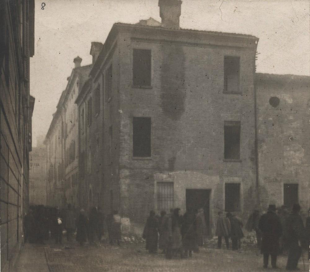 Modena, 24 Gennaio: fuoco sul corteo funebre – 3^ parte – Giacinto Reale